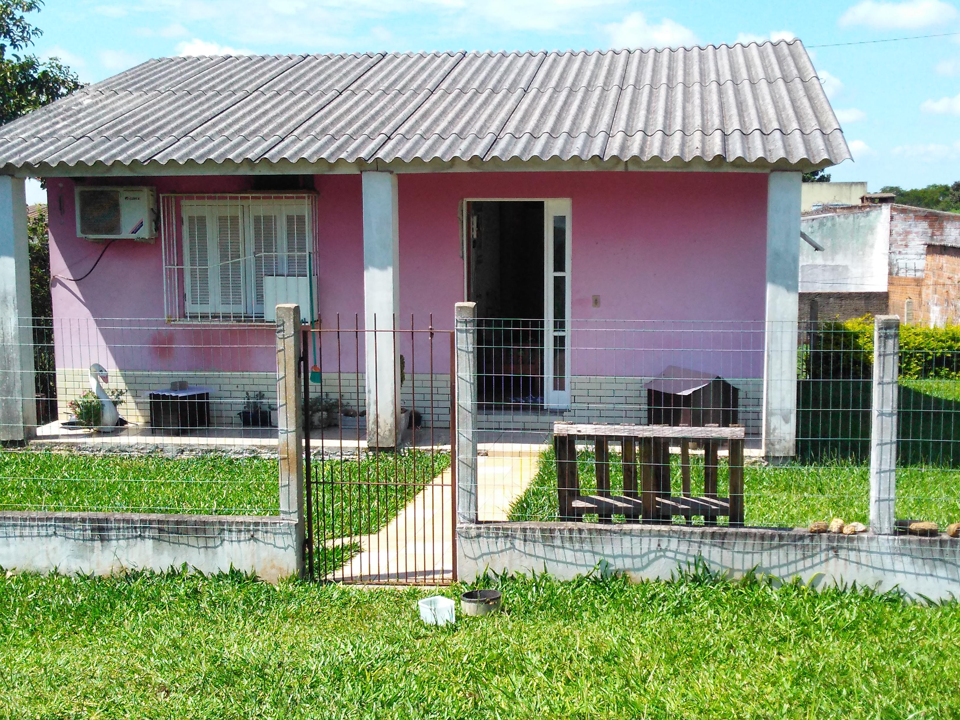 Casa alvenaria B. Carvalho