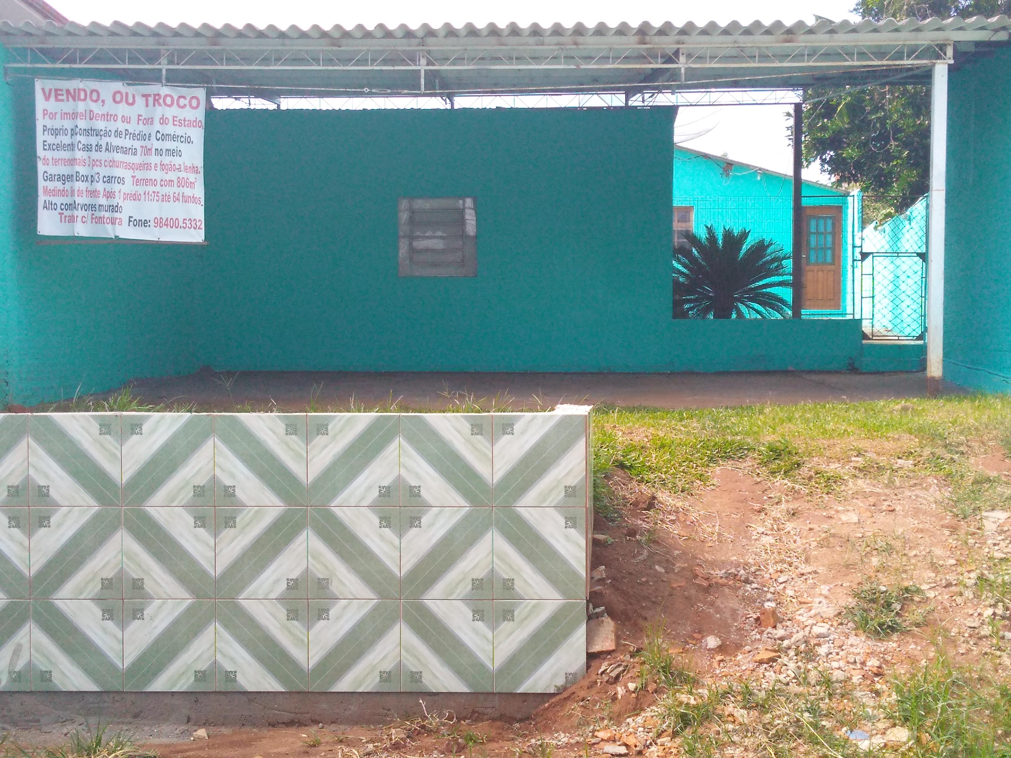 Casa de alvenaria – B. Carvalho